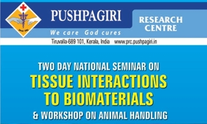 National Seminar On Tissue Interactions To Biomaterials